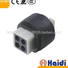 Free Delivery.4 motorcycle jacket bore circular connectors car connector with terminal DJ3041-2.3-21(China (Mainland))