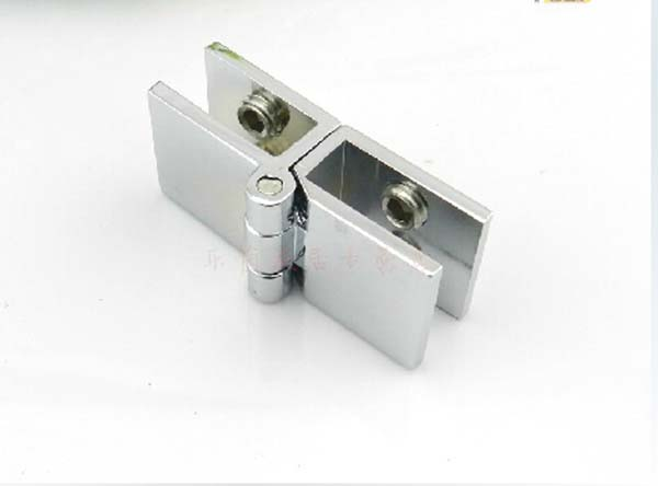 Hot Sale! 180 Degrees Positioning Cabinet Glass Hinge Wine Cabinet Door Hinge Cabinet Door Glass Hinge Up and Down Hinge KF219(China (Mainland))