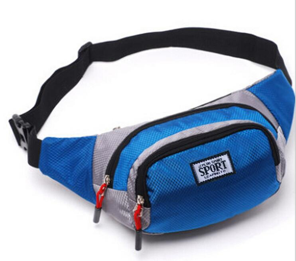 2016 Fashion Outdoor travel and mountaineering TPU Multifunctional pockets female male running close-fitting pocket(China (Mainland))