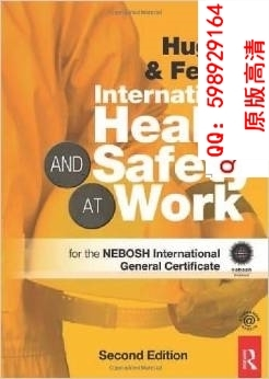 International Health and Safety at Work: for the NEBOSH Inte(China (Mainland))