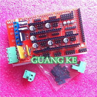 RAMPS 1.4 3D printer control panel printer Control Reprap MendelPrusa for arduino(China (Mainland))