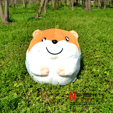 7.8 Inches Plush Hamtaro Pet Mouse Stuffed Animal Soft Hamster Doll Birthday Gift Toys Children - Truman Hua's store