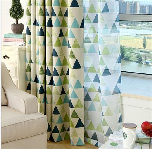 rideaux de motifs g om triques achetez des lots petit prix rideaux de motifs g om triques en. Black Bedroom Furniture Sets. Home Design Ideas