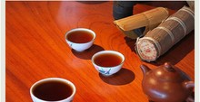 Promotion Wholesale 200g Chinese pu er tea puerh China yunnan puer tea Pu er health care