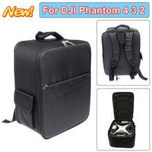 Shoulder Bag Backpack Bag Carring Case for DJI Phantom 4 3 2 RC Quadcopter Drone