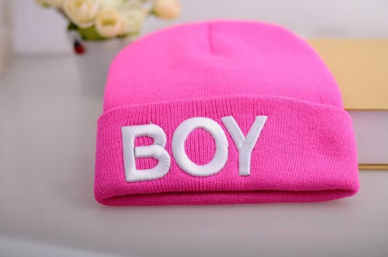 Beshion knitting BOY Beanie hat ,wool winter knitted caps and hats for man and women hip hop warm Skullies & Beanies(China (Mainland))