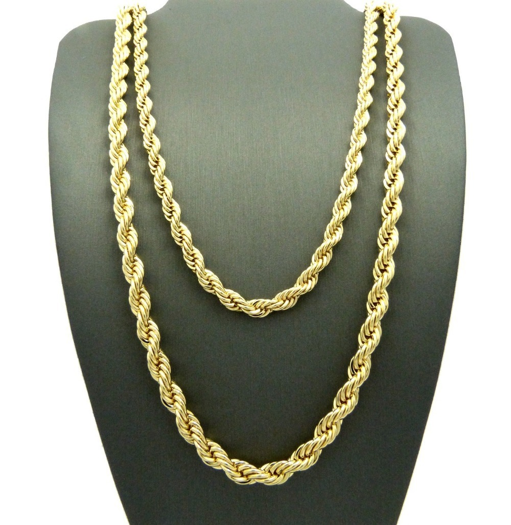 24 inch rope chain 4mm  YouTube