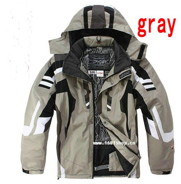 winter warm Well Ski suit hiking men jacket thermal waterproof windproof jacket hiking camping coat skiing jacket(China (Mainland))