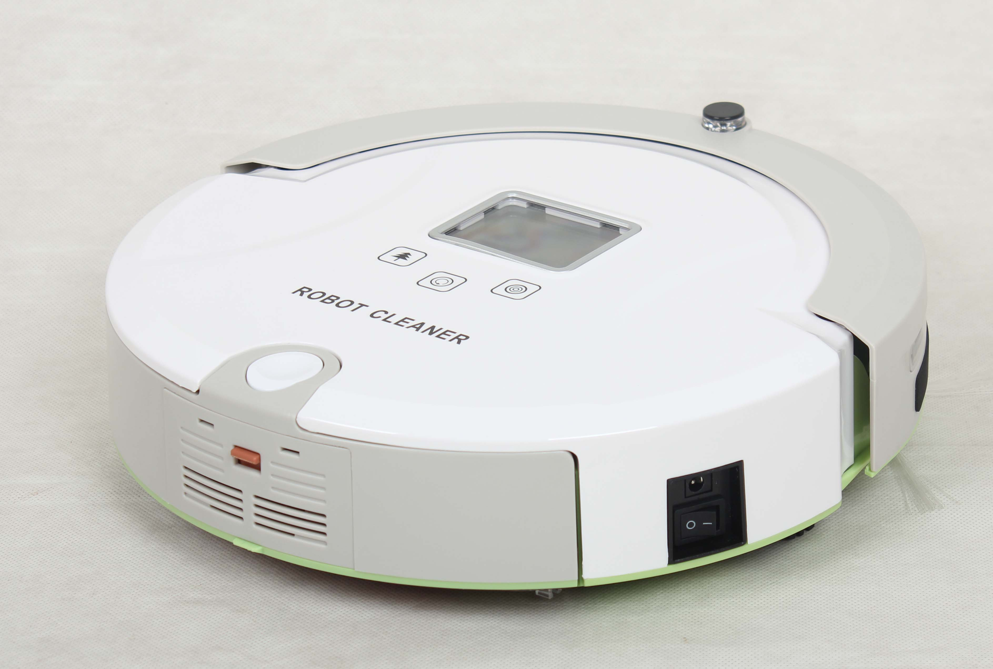 M320 sweeper automatic intelligent robot vacuum cleaner ultra-thin mute household clean mopping the floor machine(China (Mainland))