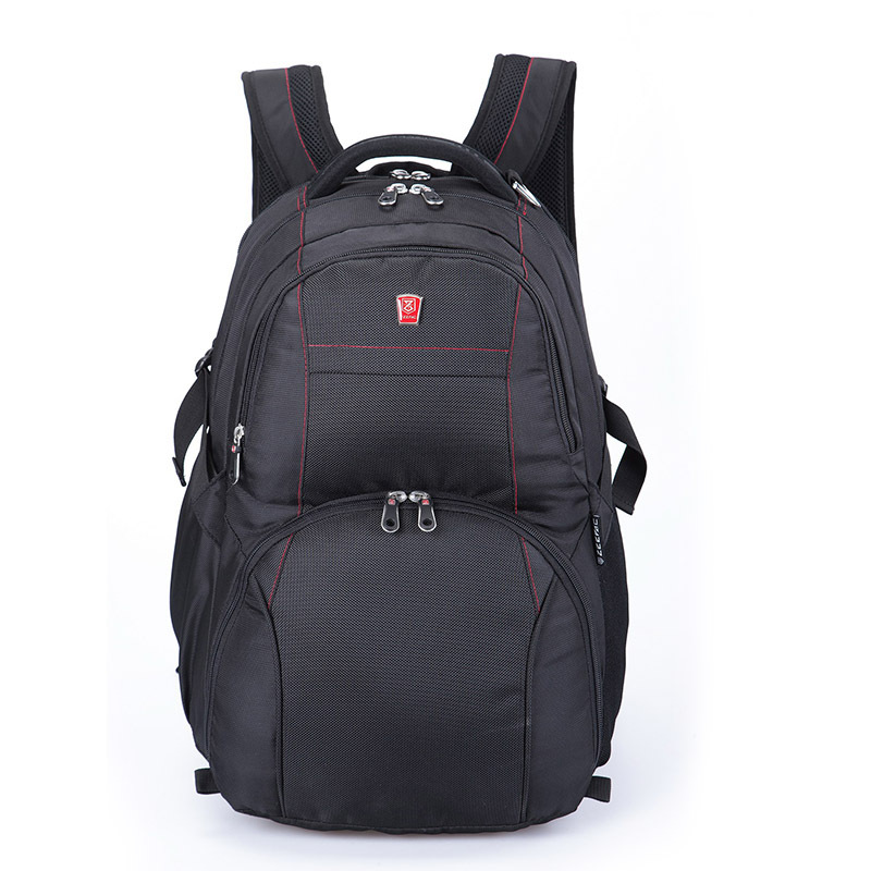 Free Shipping Polyester Tactical Backpack Double Shoulder Waterproof Laptop Backpack and Solid Student Backpack mochila K8820(China (Mainland))