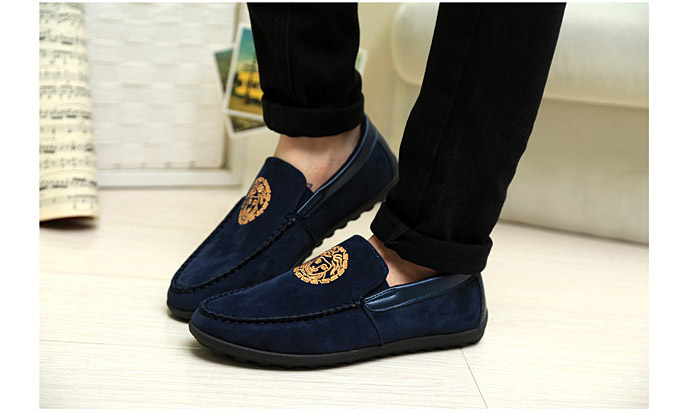 2016 мужчины новый летний стиль мокасины обувь дышащий Slip - туфли-квартиры дома обувь мода свободного покроя мужчины мягкая обувь для вождения