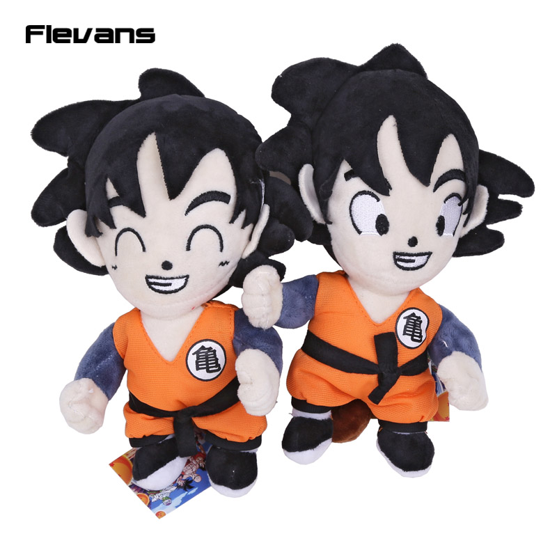 Dragon Ball z en peluche jouets
