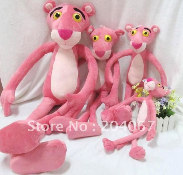 Pink Panther stuffed doll 100cm size free shipping s204 hot sale plush animal toys(China (Mainland))