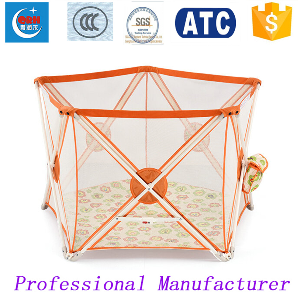 5-edge One Band Foldable Baby Safe Play Fence Children Play Yard Kids Playpen(China (Mainland))