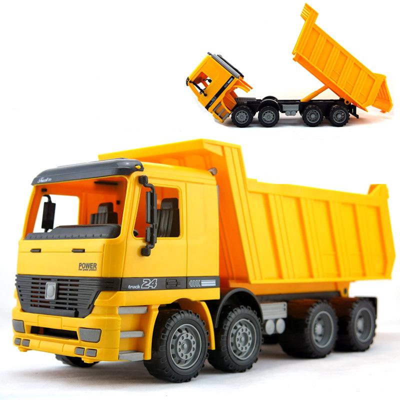 Brand New Big Size Large Jumbo Sandbox Vehicle Dump Truck Sand Transport on Beach Children's Toys Free Shipping(China (Mainland))