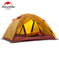 NatureHike New Arrivals 205 190 110 cm Double 2 Person Waterproof Double Layer Outdoors Camping Durable