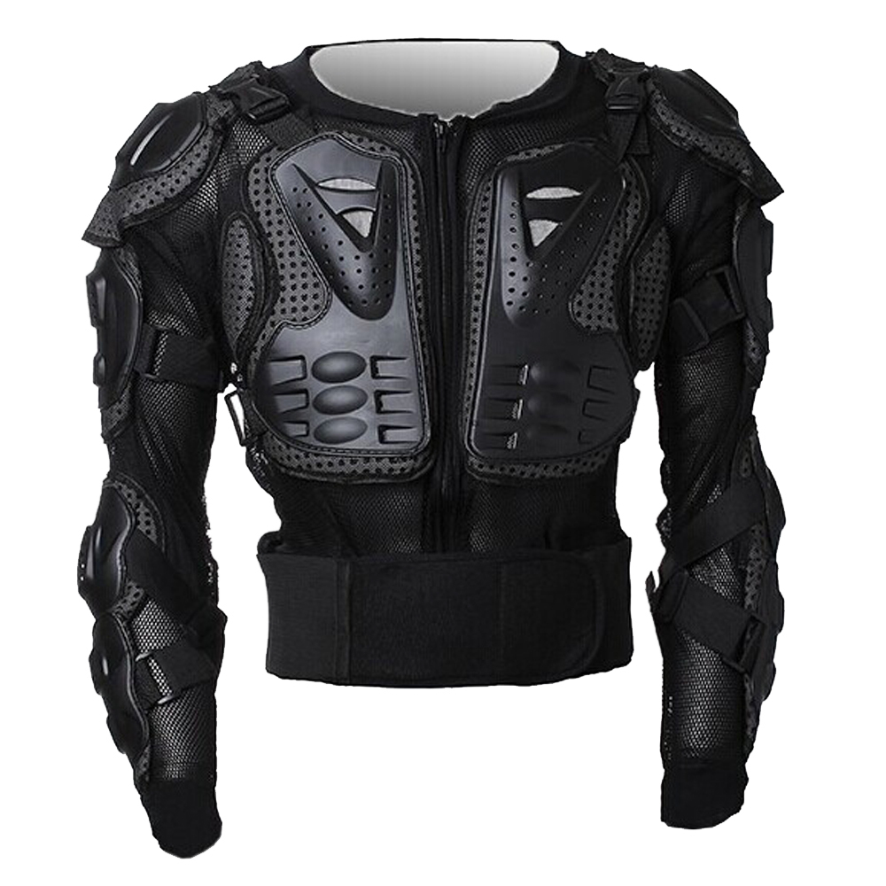 Professional Motorcycle Body Prtection Motorcross Racing Full Body Armor Spine Chest Protective Jacket Gear(China (Mainland))