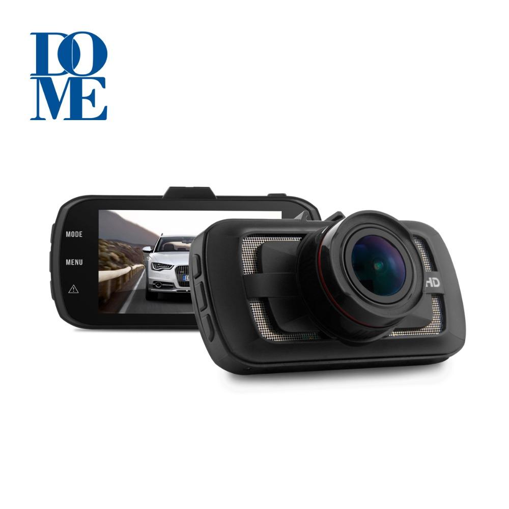 New Car Dvr DAB205 Ambarella A12 Chip HD 1440P 30fps 3.0inch Screen Car Video Recorder Dash Camera With G-sensor ADAS GPS(China (Mainland))