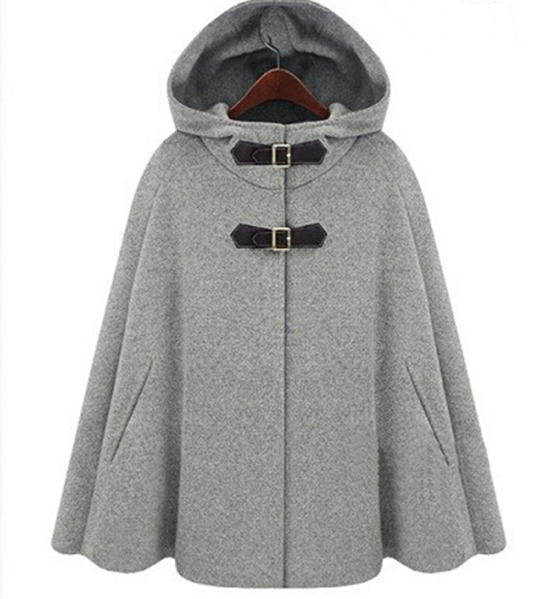 Popular Hooded Winter Poncho-Buy Cheap Hooded Winter Poncho lots from China Hooded Winter Poncho ...