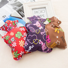 Cartoon Water Bottle Hot Water Bottle Hand Po Injection Lovely Warm Handbags High Density PVC Children Portable(China (Mainland))