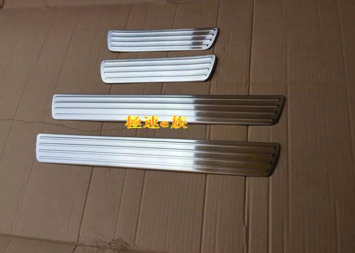 GLE Sport 304 grade stainless steel built Scuff Plate / Door Sill<br><br>Aliexpress