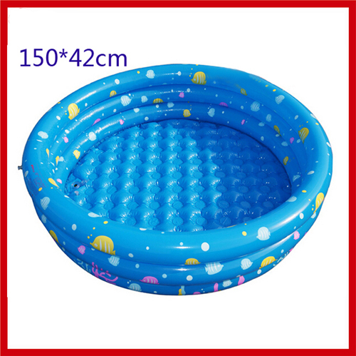 150 42cm Baby Inflatable Swimming Pools Round Outdoor Pond