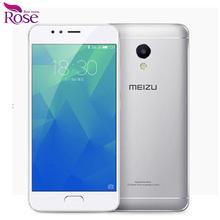 "D'origine MEIZU M5S MTK6753 Octa Core 3 GB RAM 16 GB/32 GB ROM Téléphone portable 5.2 ""HD IPS 13.0mp Empreintes Digitales Rapide De Charge Mobile Téléphone(China (Mainland))"
