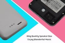 Free Case Original GOOWEEL X BO M9 mini 4 5inch IPS Android 5 1 Smartphone MT6580