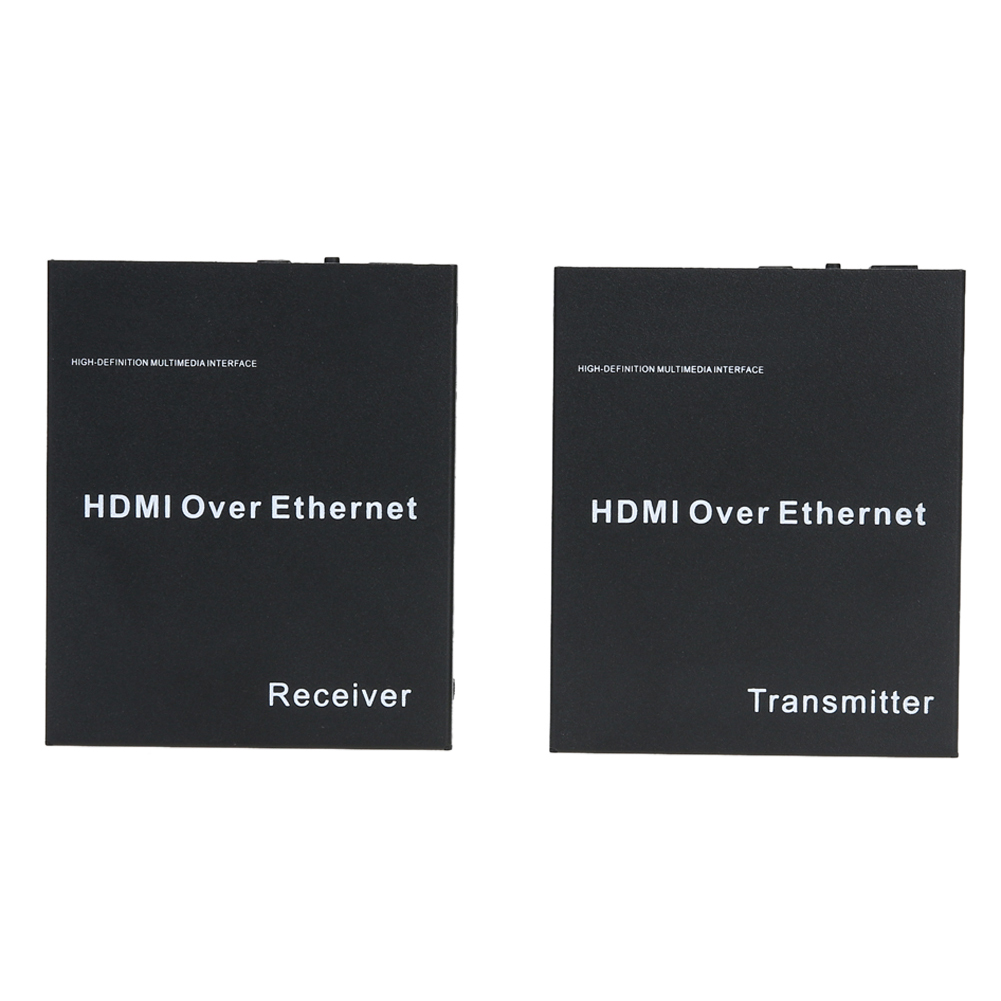 60m Hdmi Extender With Ir Over Cat5e 6 Rj45 Lan Cable1080p Carrier Bryant Payne Furnace Fan Blower Control Circuit Board Ebay Transmitterreceiver No Delay Tcp Ip Us496