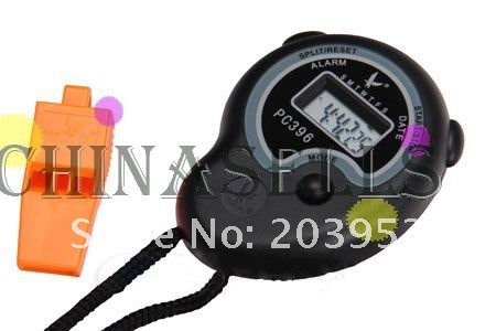 hot new sports soccer in stock basketball electronic chronograph digital stopwatch timer<br><br>Aliexpress