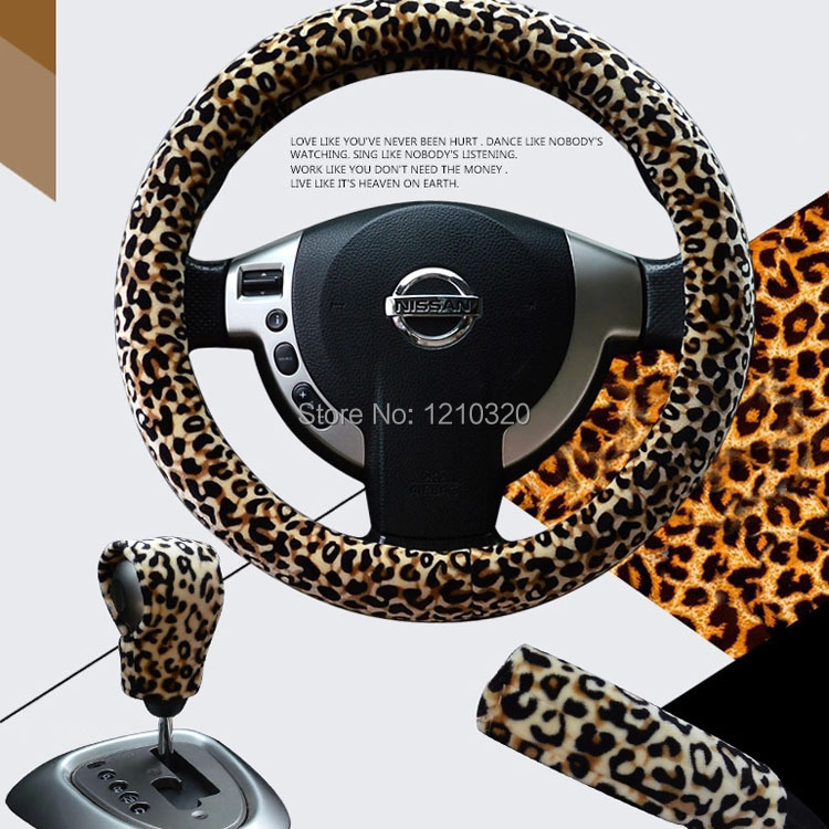 Чехол для руля Car steering wheel cover 38 3 runba ice silk steering wheel cover sets with red thread