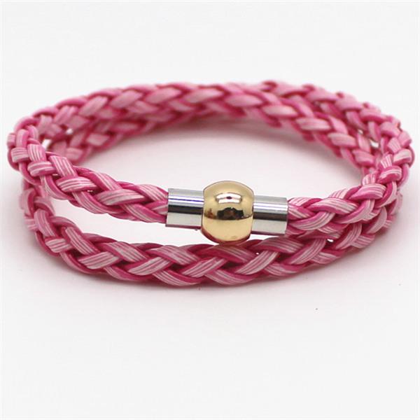 Hot Sale New Style Fashion Women Gold Bead Disco Ball Shanbhala Bracelets Gold Magnetic Snap Bracelets For Women Free Shipping(China (Mainland))