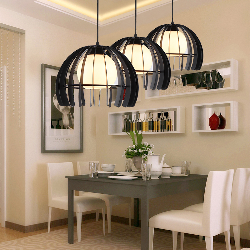 2016 Limited Lamparas Modern Pendant Lamp For Kitchen Moderne Design Hanglampen Living Lights Hanging Lamps Glass Ball Led Light(China (Mainland))
