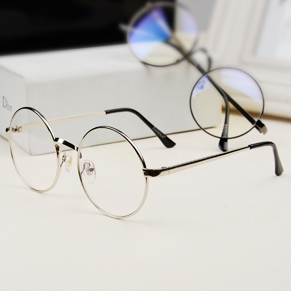 Thin Framed Fashion Glasses : Gallery For > Vintage Metal Glasses Frames