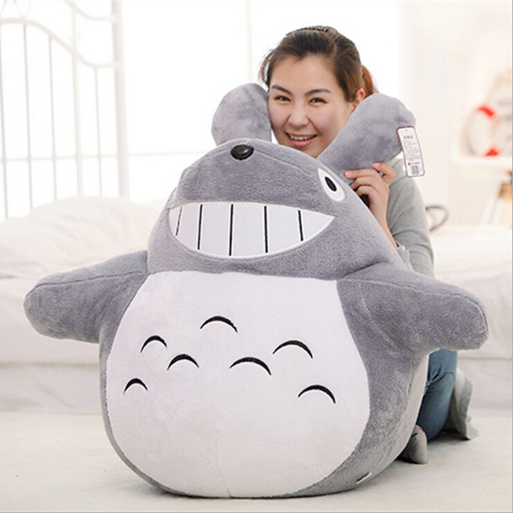 soft toys kids toys cute totoro plush toys Free Shipping lovely totoro doll plush toys children gifts best present(China (Mainland))