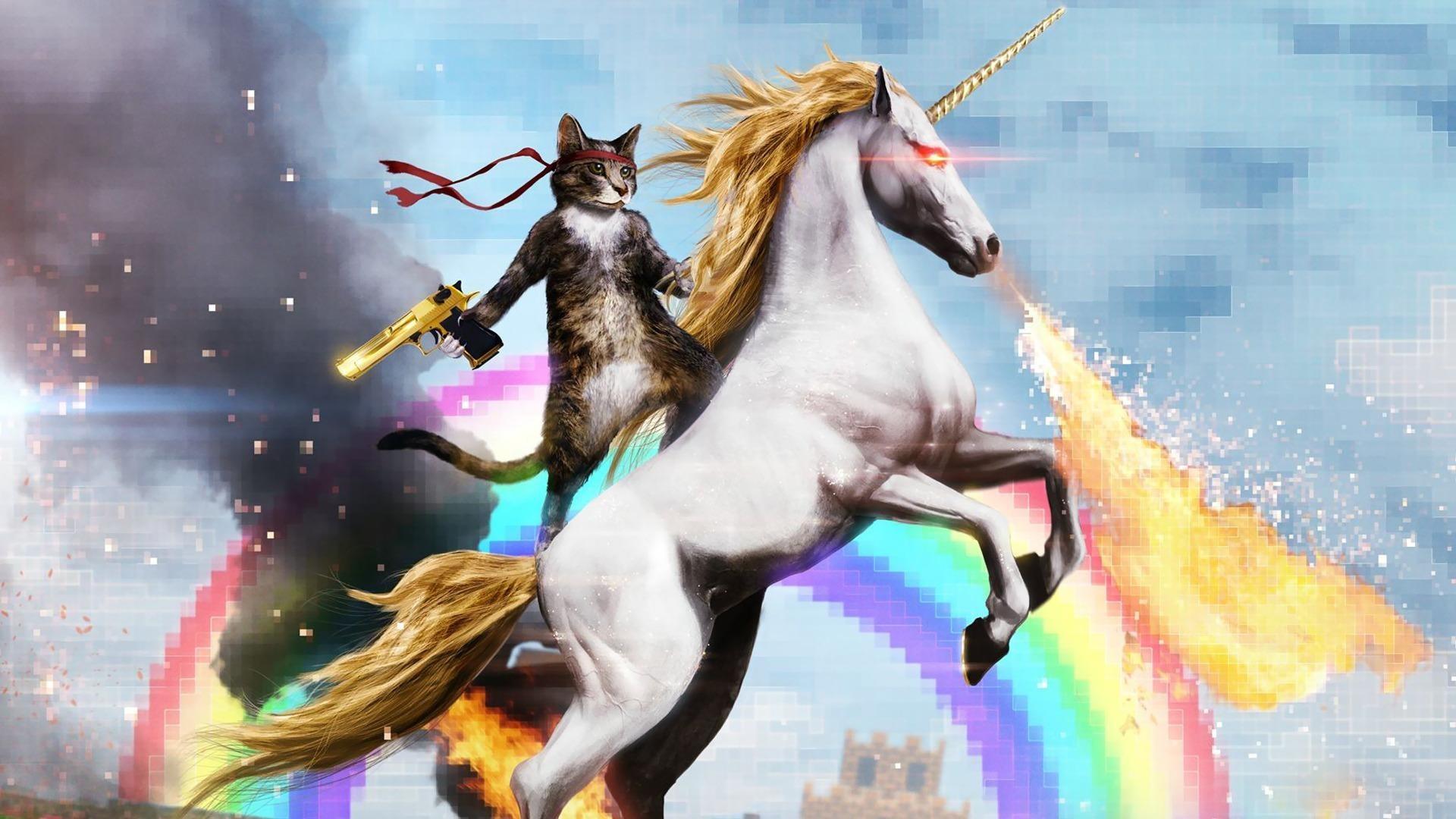 http://g01.a.alicdn.com/kf/HTB1oRdEIpXXXXbmaXXXq6xXFXXXd/cat-unicorn-font-b-rainbow-b-font-gun-deagle-rambo-12x18-20X30-24X36-inch-font-b.jpg