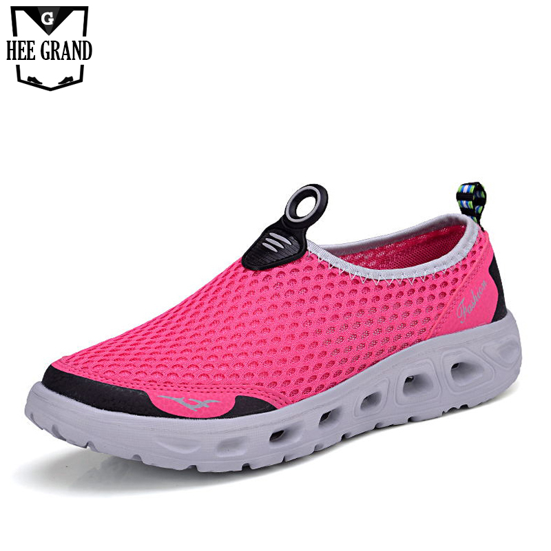 2016 New Summer Shoes For Women Air Mesh Platform Flats Slip-on Loafers Ladies Breathable Casual Style Soft Shoes Woman XMR1619(China (Mainland))
