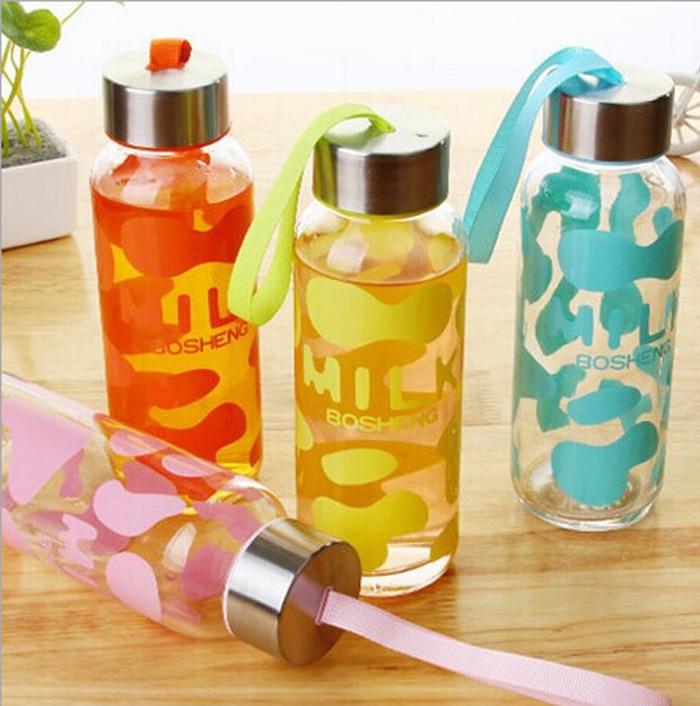 Бутылка для воды Brand New BOSHENG garrafa cafeteira uzspace /af1053 AF1054 бутылка для воды xml 650 h20 garrafa termica h2o warter 65568p8