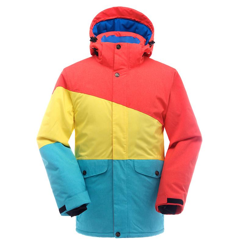 Winter Warm snowboard Jacket Men Outdoor sport Jackets Windproof Waterproof Thermal Hiking outcoat couple ski snowboarding coats(China (Mainland))