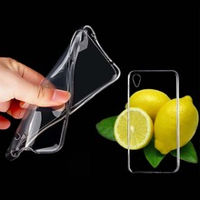 Ultra-thin Crystal Clear Transparent TPU Gel Soft Case Funda Sony Xperia Z2 Z3 Z4 T3 E4 C4 M4 Aqua Cover - TH Group Co.,LTD store