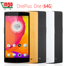 Oneplus one phone 4G LTE bamboo smartphone B5.5″ FHD 1920×1080 Snapdragon 801 8974AC 2.5GHz 3G RAM 64GB Android 4.4 oneplus