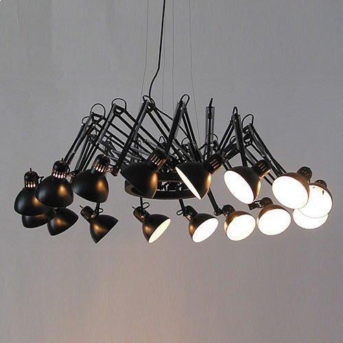 16 lampshades Moooi Dear Ingo spider pendant lamp lighting also s - Goddesslighting Factory's store