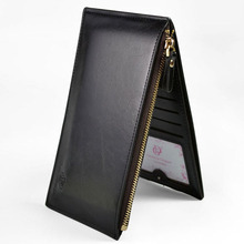 High Quality 2015 new fashion Women men Wallets PU leather Ultra thin Coin Purse business card