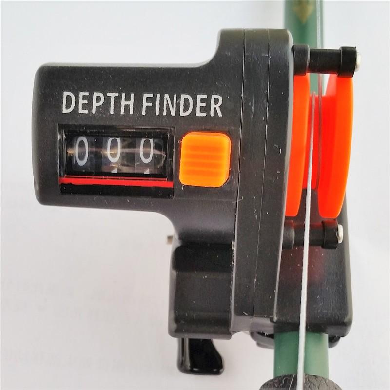 Fishing Reel Line Depth Counter Meter & Gauge (9)