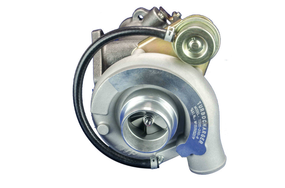 VR RACING-TD05-20g-8 TURBOCHARGER for Subaru WRX EJ20 EJ25 with actutor VR-TURBO037