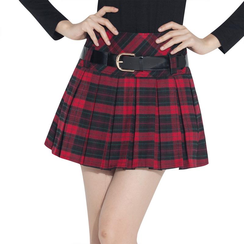 Luxury SkirtBuy Cheap Tartan Mini Skirt Lots From China Tartan Mini Skirt