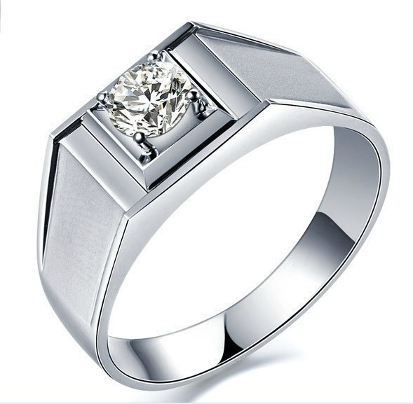 image gallery man ring
