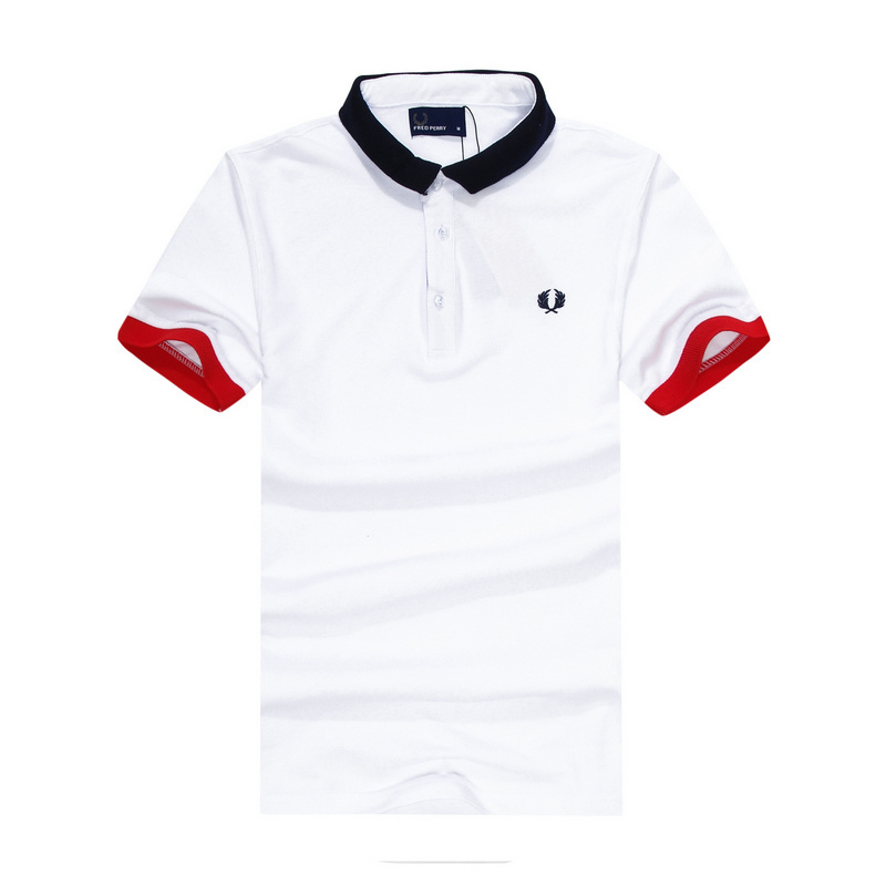 2015 New Polo brand Fredly Fashion perry Polo shirt men la cost short sleeve casual t-shirt tommys famous free shipping(China (Mainland))
