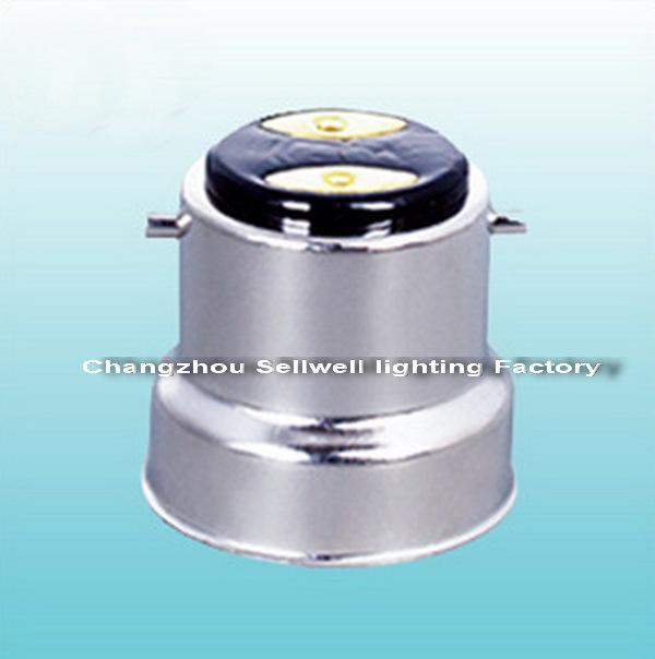 1000pcs/lot B22 220V 10A Lamp Holder A1233(China (Mainland))
