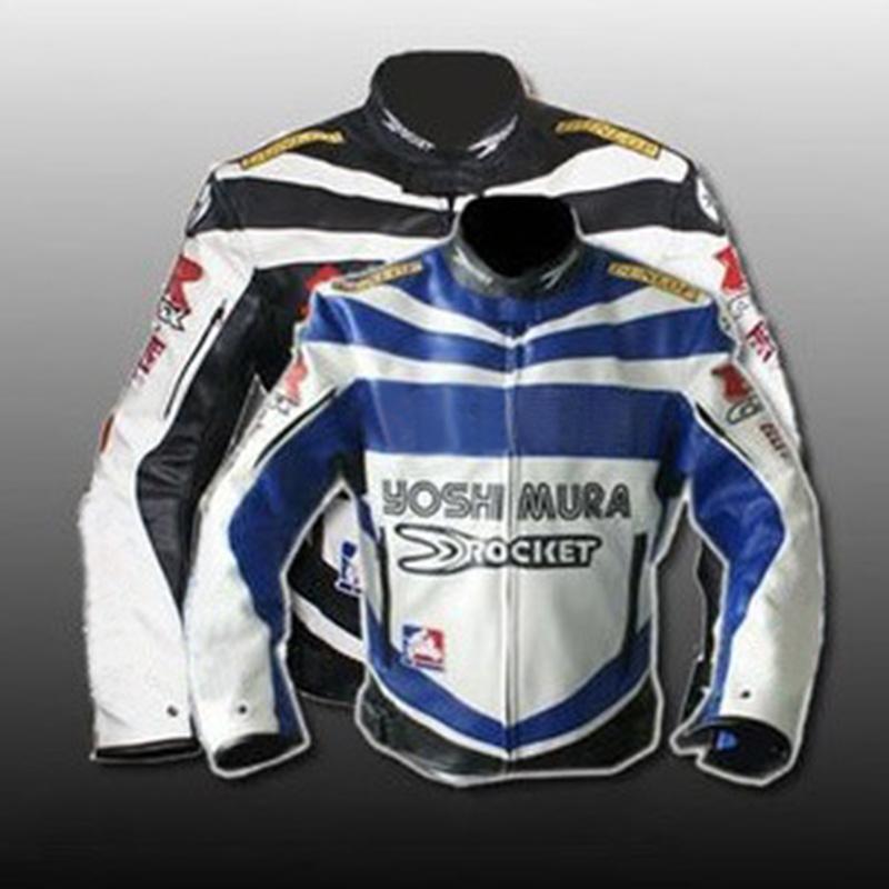 In Stock Free shipping 1PC PU Leather jacket.Motocross,racing,motorcycle,motorbike,bicycle,motor jacket / clothing Black(China (Mainland))